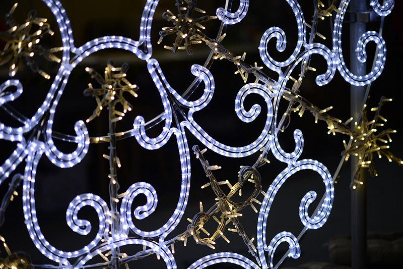 LED dekor